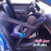 Picture of كرسي السيارة للأطفال من برباي - أزرق