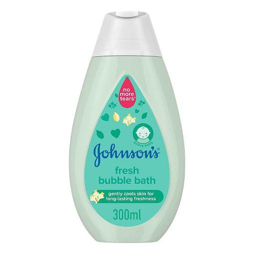 Picture of سائل استحمام فقاعات منعش للأطفال من جونسون - 300 مل