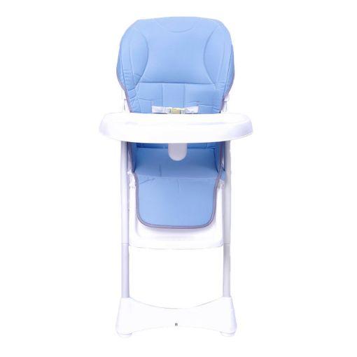 Picture of كرسي طعام مرتفع للأطفال قابل للطي - لبني